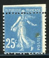 N°140 - Piquage Décalé - TB - Curiosités: 1921-30 Oblitérés