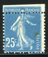 N°140 - Piquage Décalé - TB - Errors & Oddities