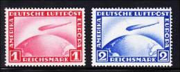 N°35/36 - TB - Poste Aérienne