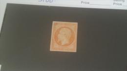 LOT 227024 TIMBRE DE FRANCE NEUF* N�16 VALEUR 3500 EUROS