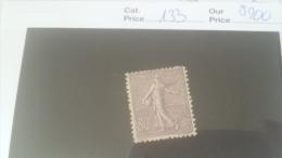 LOT 2270356TIMBRE DE FRANCE NEUF* N�133 VALEUR 200 EUROS