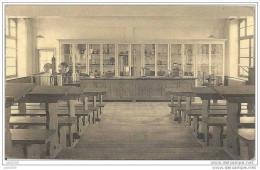 CARLSBOURG ..-- PALISEUL ..-- Auditoire De Physique .1932 Vers TERWAGNE ( Mme DAMOISEAU ) . Voir  Verso . - Paliseul