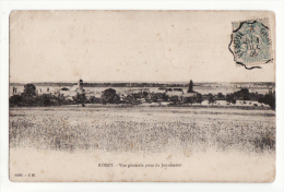 70  ROSEY   Vue Générale Prise De Jeunemont - France