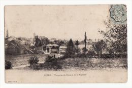 70  ROSEY   Vue Prise Du Chemin De La Vignotte - France