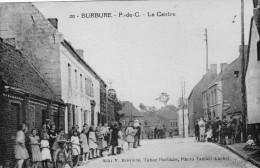 BURBURE   -  P.de C.   -  Le Centre - France