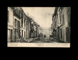 02 - SOISSONS - Guerre 14-18 - Bombardements - Ruines - Correspondance Militaire - Soissons