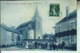 RUAGES L'Eglise - France