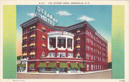 The Ottaray Hotel Greenville South Carolina