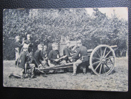 AK MILITARIA �sterreich  Kanone ca.1916 ///  u2802