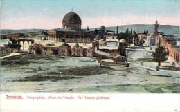 Jérusalem - Place Du Temple - Israel