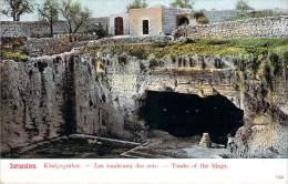 Jérusalem - Les Tombeaux Des Rois - Israel