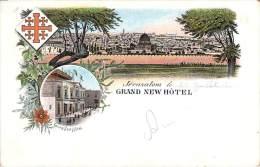 Jérusalem - Grand New Hôtel - Israël