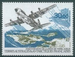 French Antarctic (FSAT), Erebus Mission, 1995, MNH VF  Air Post - Airmail