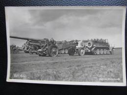AK MILITARIA Deutschland   Kanone ca.1940 Wehrmacht  ///  u2791