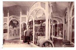 Reims -Exposition De 1903 - Un Coin Du Salon Remois   - Scan Recto-verso - - Reims