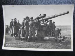 AK MILITARIA Deutschland   Kanone ca.1940 Wehrmacht  ///  u2792