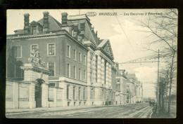Caserne  Kazerne  : Etterbeek  Bruxelles - Kazerne