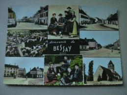 03  SOUVENIR DE BESSAY - Non Classificati