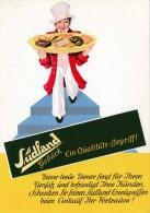 Werbepostkarte > SÜDLANDGEBÄCK - Werbepostkarten