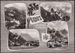 Liechtenstein - Vaduz - Alte Ansichten - Old Stamp - Liechtenstein
