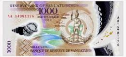 VANUATU 1000 VATU 2014 Pick New Unc - Vanuatu