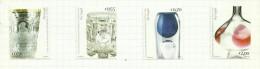 Portugal N°2708 à 2711 Neufs Avec Charnière (sous Faciale) - Unused Stamps