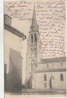 33-BASSENS-Clocher De L'Eglise St-Pierre 1904 - Sonstige Gemeinden