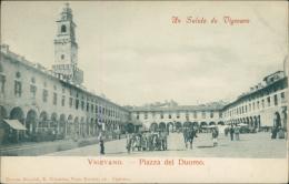 ITALIE VIGEVANO / Piazza Del Duomo / - Vigevano