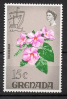 Grenada 1970 - Flora  Thunbergia MNH ** - Grenada (...-1974)