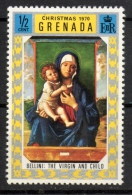 Grenada 1970 - Natale Dipinto Del Bellini, Christmas Painting MNH ** - Grenada (...-1974)