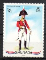 Grenada 1971 - Uniformi Militari, Military Uniforms MNH ** - Grenada (...-1974)