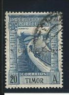 TIMOR : Obl. N°242 A, B/TB - Timor Oriental