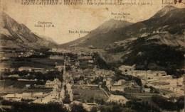 CPA  (05)    VARS- SAINTE-CATHERINE - Briancon