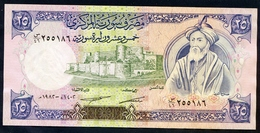 """25  Pounds   """"SYRIE""""      P102     UNC   Ro12 - Syrie"""