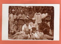 FEZ  CARTE PHOTO   dans une Plantation couleur s�pia   Souvenir de FEZ  le 20 mai 1928   �tat Impeccable