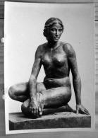 FEMME NUE  MUNCHEN HAUS DER DEUSTSCHEN KUNST MELUSINE FRIEDRICH LOMMEL N° HDK 449 SCAN R/V - Sculptures