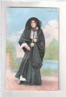 MALTA  MALTESE LADY COSTUME LACE - Malta