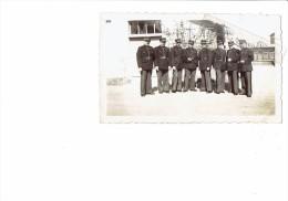 Photographie Militaria - Groupe Soldats Militaires Gendarmes - 21 Mars 1937 - War, Military