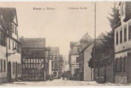 AK RHENS A. Rhein Coblenzer Strasse - Allemagne