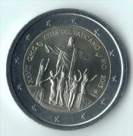 ** 2 EURO COMMERATIVE 2013 VATICAN TRANCHE A PIECE NEUVE ** - Vaticaanstad