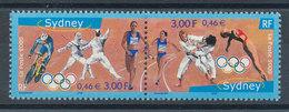 3340A** J.O. De Sydney En Paire - France