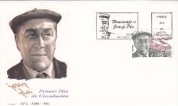 España Sobre Nº 708 - 1931-Hoy: 2ª República - ... Juan Carlos I