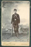 photographie 10,2 x 14,6 cm  par Ying Cheong ,  de Shanghai, vers 1900, ( guerre des boxers ) -   pho158