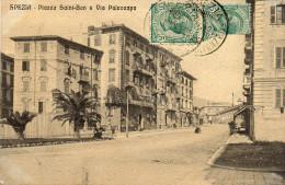 (47)   SPEZIA - Piazza Saint-Bon - Non Classés