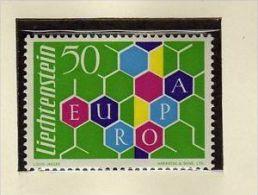 """Liechtenstein (1960)  - """"Europa"""" Neuf** - Liechtenstein"""