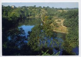 ARGENTON-CHATEAU--Le Lac  cpsm 15 x 10  n� 8 �d  Artaud--
