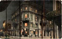 First Sky Seraper - New Orleans - 2 Timbres N°195 Au Verso (Voir Cachet Au Verso: Occupation De La Lorraine) - New Orleans