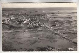 FREJUS 83 - Vue Panoramique Sur La Plaine Inondée Après La Catastrophe  - CPSM Dentelée Noir Et Blanc PF 1960 - Var - Frejus