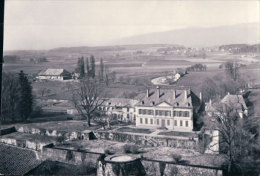 Vullierens Le Château Vu D´avion (13780) - VD Vaud