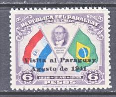 PARAGUAY  387   **   FLAGS - Paraguay